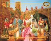 Jerusalem Lenten Countdown Calendar Countdown to Easter