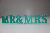 Wooden PVC Words Letters Free Standing Wedding Home Gift