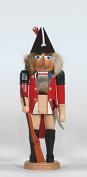 Nutcracker English officer 40 cm Seiffen Erzgebirge NEW