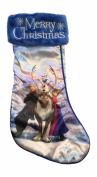 Disney Frozen Christmas Stocking Anna,Kristoff,Sven and Olaf