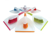 Bentley Brights Dustpan & Brush Assorted Colours