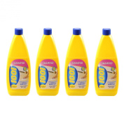 1001 4Pc 450Ml Shampoo Carpets & Upholstery Stains Large Area Household Cleaner