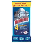 Windolene Wipes Glass & Shiny Surfaces 30 per pack