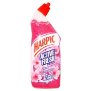 Harpic Orchid Bloom Cleaning Gel 750ml