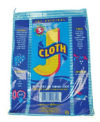 Johnson & Johnson J Cloths - Blue Pack 5