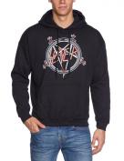 Slayer Men Pentagram Hoodie