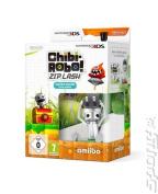 Amiibo - Chibi-Robo!
