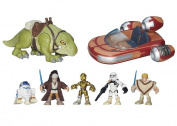Galactic Heroes Star Wars Landspeeder Adventure Pack