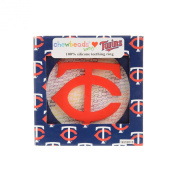 Chewbeads MLB Gameday Teether - Minnesota Twins