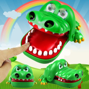 Vktech® Crocodile Mouth Dentist Bite Finger Game Funny Toy Gift