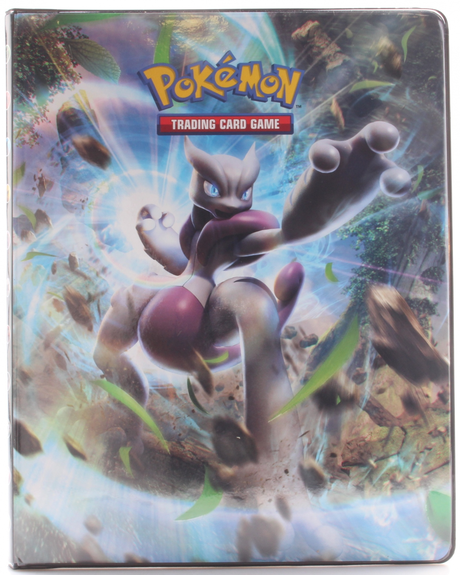 Ultra Pokemon Pro Portfolio Card 9 Pocket Binder Album Breakthrough yb6gvYf7Im