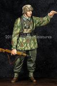 Alpine Miniatures 1:35 WWII German Grenadier NCO - Resin Figure #35194