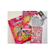 My Little Pony Games and Toys for Birthday Party Pre Filled Activity Loot Bag
