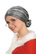 Rubies Costume Characters Old Lady / Mrs. Santa Wig