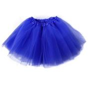 Girls Ballet Tutu Royal Blue