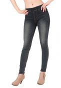 Mascara Women's Coloured Stretch Skinny Jeans Jeggings Pants Elastic Waist
