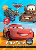 Disney Pixar Cars Race Time
