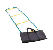 Athletic Specialties Adjustable Agility Economy Ladder
