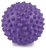 Sierra Comfort SC-284020 Massage Ball, 9 cm, Purple