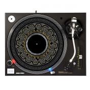 Not Silver Not Gold - DJ Turntable Slipmat