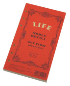 LIFE Noble Refill [Bible Size] 5mm, Quadrille Ruled, 100 Sheets