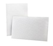 Ampad® 22-037 - QUADRILLE PAD, 17 X 11, WHITE, 1, 50-SHEET PAD