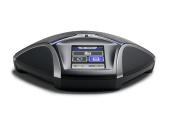 Konftel 55 IP Conference Station - Cable - Desktop - Liquorice Black, Silver 910101071