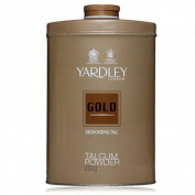 Yardley Gold Deodorising Talc, 250g