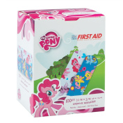 My Little Pony Bandages - First Aid Supplies - 100 per Pack