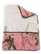 aBaby Changing Pad Mat, Pink Camo