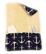 aBaby Changing Pad Mat, Anchor Navy