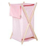 Pink Sky Hamper Set