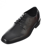Stacy Adams Atwell Plain Toe Lace Oxford