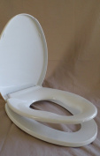 Toto, Gerber, Replacement Toilet Seats. For Baby and Adult Toilet Seat, Three in One Set Up.