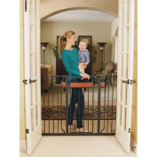 Regalo Home Accents Extra Wide and Tall Safety Gate