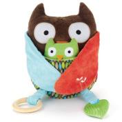 Skip Hop Hug & Hide Activity Toy, Owl