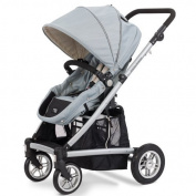 Valco 2012 Spark Single Stroller (Sterling) by Valco Baby