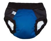 Super Undies Bedwetting Nighttime Underwear Size 3 (XL), Bat Boy (Dark Blue) by Super Undies