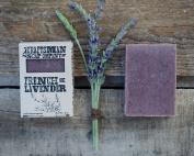 French Lavender. Floral & Balsamic Bar Soap. 100% All-Natural Handmade.