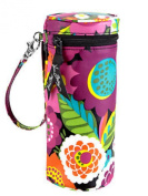 Vera Bradley Baby Bottle Caddy Va Va Bloom Holder Carrier