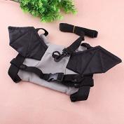 KeyZone Anti-lost Toddler Kids Safety Backpack Strap Bag Harness Bat Shaped