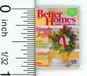 Dollhouse Miniature Home Decorating Magazine by Cindi's Mini's
