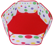 Coco*Store Kids Portable Pit Ball Pool outdoor indoor Baby Tent Play Hut Toy