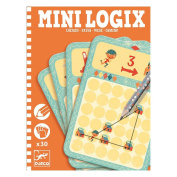 Djeco Mini Logix Card Set, Paths
