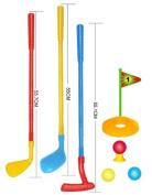 Toddler Golf set for Children Colourful Kids Golf Set