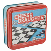 Paladone Purple Donkey Mini Chess Game