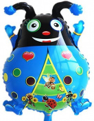 Children's Toys Lovely Cartoon Animal Ladybug Balloons