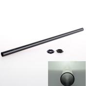 Modified Plastic Barrel Extension for Nerf Gun Colour Black