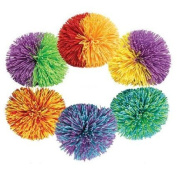 Koosh Ball- Colours May Vary- 2 Pack