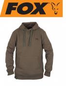 Fox Chunk Ribbed Hoody XXXL Khaki cpr544